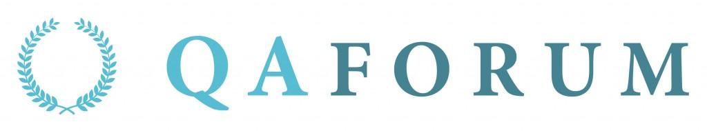 QA forum logotyp